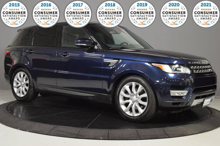 2014_Land Rover_Range Rover Sport_HSE_ Glendale Heights IL