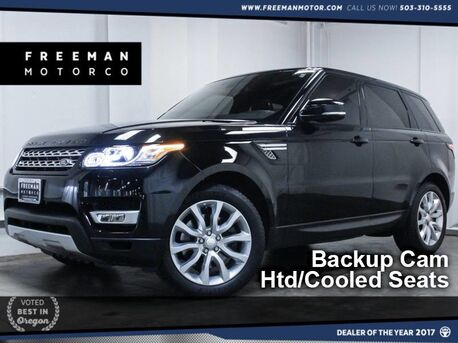2014_Land Rover_Range Rover Sport_HSE Htd/Cooled Seats Backup Cam_ Portland OR