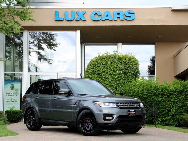 2014_Land Rover_Range Rover Sport_HSE PANOROOF NAV 4WD_ Buffalo Grove IL