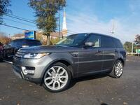 Land Rover Range Rover Sport HSE 2014