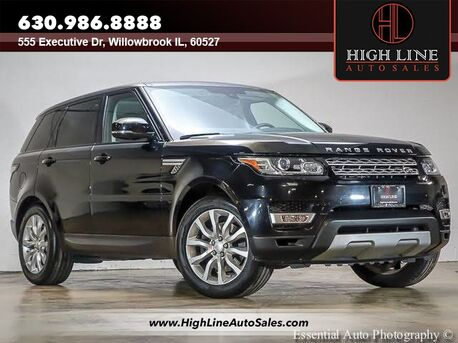 2014_Land Rover_Range Rover Sport_HSE_ Willowbrook IL