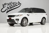 2014 Land Rover Range Rover Sport Supercharged Autobiography