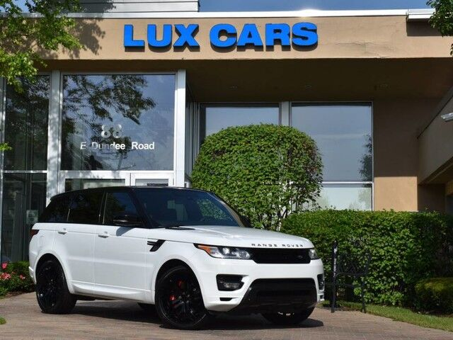 2014_Land Rover_Range Rover Sport_Supercharged Autobiography Panoroof Nav 4WD MSRP $97,096_ Buffalo Grove IL