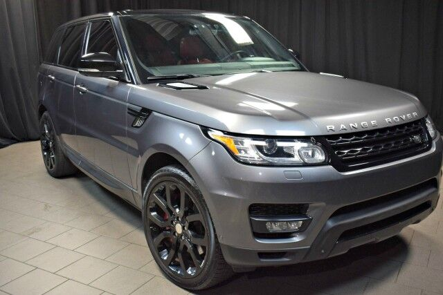 2014 Land Rover Range Rover Sport Supercharged Easton PA