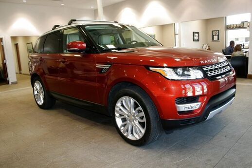 2014 Land Rover Range Rover Sport Supercharged Hardeeville SC