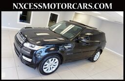 Land Rover Range Rover Sport Supercharged PANO-ROOF WINTER PKG MERIDIAN AUDIO. 2014