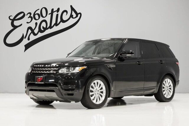 2014_Land Rover_Range Rover Sport Supercharged_Supercharged_ Austin TX