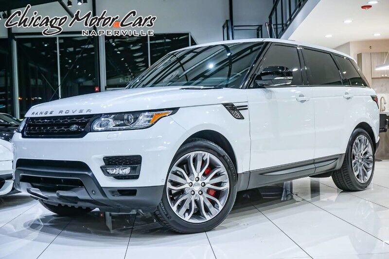 2014_Land Rover_Range Rover Sport_Supercharged V8 SC_ Chicago IL