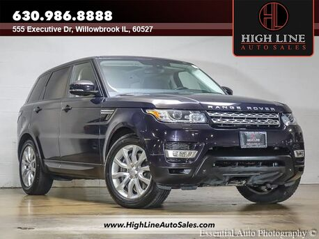 2014_Land Rover_Range Rover Sport_Supercharged_ Willowbrook IL