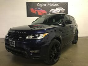 Land Rover Range Rover Sport V8 Dynamic V8 Supercharged One Owner LOW miles 2014