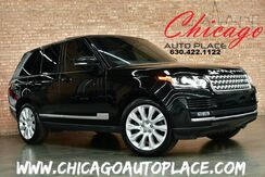 2014_Land Rover_Range Rover_Supercharged - ORIGINAL MSRP: $109,560 4-ZONE CLIMATE VISION ASSIST MERIDIAN AUDIO_ Bensenville IL