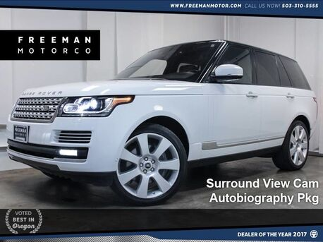 2014_Land Rover_Range Rover_Supercharged Autobiography 18k Miles_ Portland OR