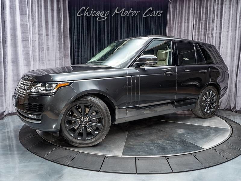 2014_Land Rover_Range Rover_Supercharged_ Chicago IL