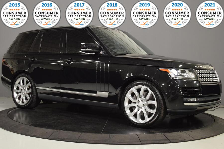 2014_Land Rover_Range Rover_Supercharged_ Glendale Heights IL
