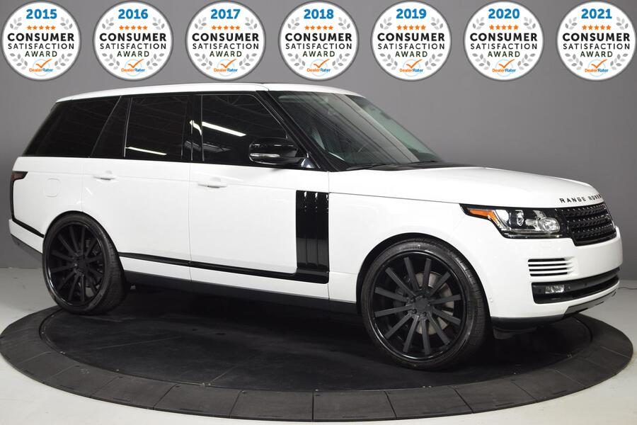 2014 Land Rover Range Rover Supercharged Glendale Heights IL