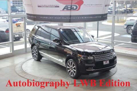 2014_Land Rover_Range Rover_Supercharged LWB Autobiography Pkg_ Chantilly VA