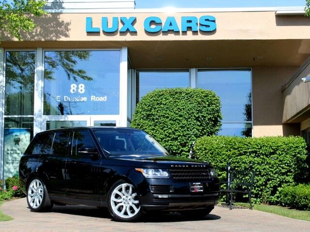 2014_Land Rover_Range Rover_Supercharged Panoroof Nav Rear DVD 4WD MSRP $118,450_ Buffalo Grove IL