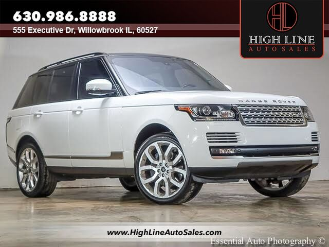 2014 Land Rover Range Rover Supercharged Willowbrook IL