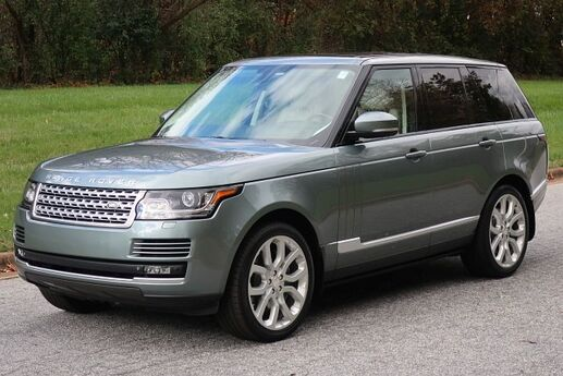 2014 Land Rover Range Rover Supercharged Greensboro NC