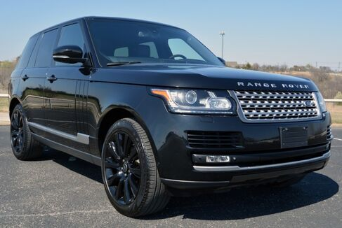 2014_Land Rover_Range Rover_V8 Supercharged_ Fort Worth TX