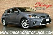 2014 Lexus CT 200h Hybrid - 1.8L 4-CYL VVT-I HYBRID ENGINE BLACK LEATHER HEATED SEATS NAVIGATION BACKUP CAMERA SUNROOF BLUETOOTH PREMIUM ALLOY WHEELS