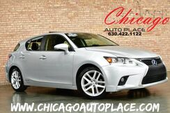 2014_Lexus_CT 200h_Hybrid - 1 OWNER NAVI BACKUP CAM KEYLESS GO SUNROOF HEATED LEATHER_ Bensenville IL