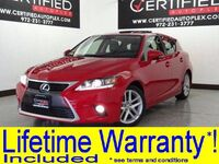 Lexus CT 200h SUNROOF NAVIGATION HEATED SEATS REAR CAMERA BLUETOOTH KEYLESS START 2014