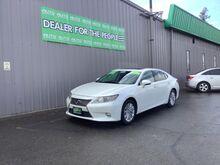 2014_Lexus_ES 350_Sedan_ Spokane Valley WA