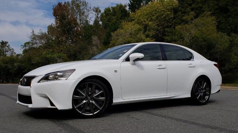 2014 Lexus GS 350 F SPORT   BSM   NAV   SUNROOF  CAMERA ...