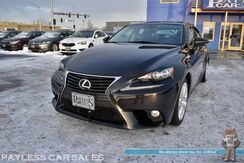 2014_Lexus_IS 250_/ AWD / Heated & Cooled Leather Seats / Sunroof / Auto Start / Bluetooth / Back Up Camera / Keyless Entry & Start / Cruise Control / Block Heater / 27 MPG / 1-Owner_ Anchorage AK