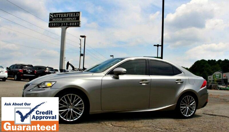 2014 Lexus IS 250  Bryant AR