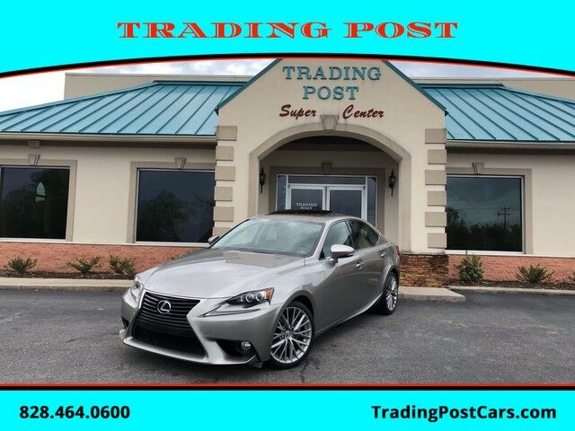 2014_Lexus_IS 250__ Conover NC