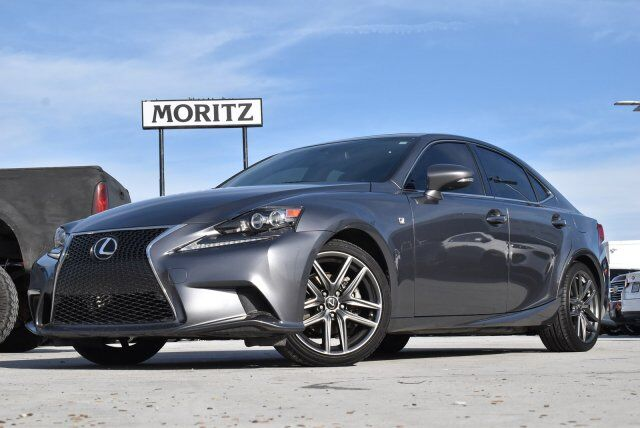 2014 Lexus IS 250  Fort Worth TX