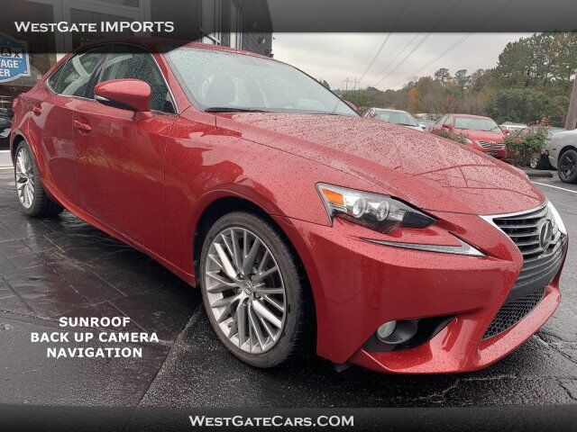 2014 Lexus IS 250  Raleigh NC