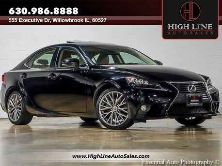 2014_Lexus_IS 250__ Willowbrook IL
