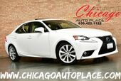 2014 Lexus IS 250 2.5L V6 VVT-I ENGINE REAR WHEEL DRIVE PREMIUM PACKAGE BACKUP CAMERA GRAY LEATHER HEATED/VENTILATED SEATS KEYLESS GO SUNROOF XENONS BLUETOOTH