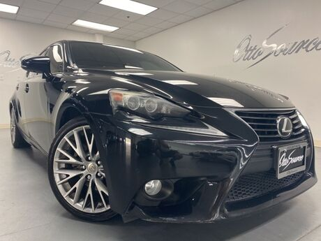 2014 Lexus IS 250 Dallas TX