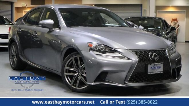 2014_Lexus_IS 250_F Sport / Blind spot_ San Ramon CA