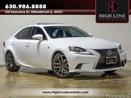 2014_Lexus_IS 250_F sport_ Willowbrook IL
