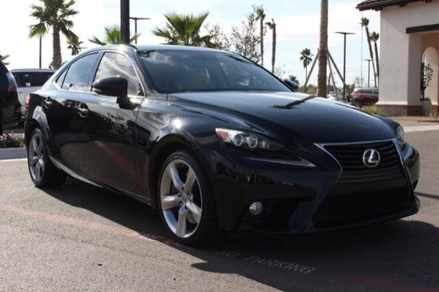 2014 Lexus IS 350 4dr Sdn RWD San Antonio TX