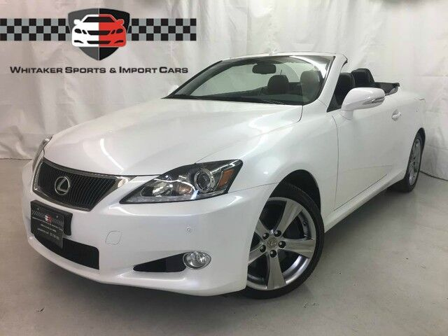 2014 Lexus IS 350C Convertible Navigation Maplewood MN