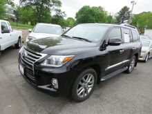 2014_Lexus_LX_570_ Roanoke VA