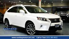 Lexus RX 350 Navigation/ Sport appearance pkg / Blind spot assist 2014