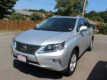 2014_Lexus_RX_350_ Roanoke VA