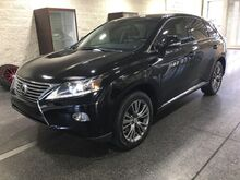 2014_Lexus_RX 450h__ Little Rock AR