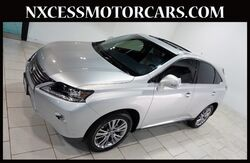 2014_Lexus_RX 450h_HYBRID PREMIUM PKG VENTILATED SEATS NAVIGATION 1-OWNER._ Houston TX
