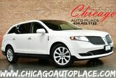 2014 Lincoln MKT EcoBoost - 3.5L V6 ENGINE ALL WHEEL DRIVE NAVIGATION KEYLESS GO BACKUP CAMERA PANO ROOF POWER FOLD 3RD ROW BROWN LEATHER HEATED/COOLED SEATS XENONS BLUETOOTH