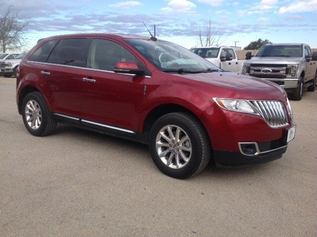 2014 Lincoln MKX  Goldthwaite TX