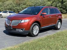 2014_Lincoln_MKX_Luxury_ Crozier VA