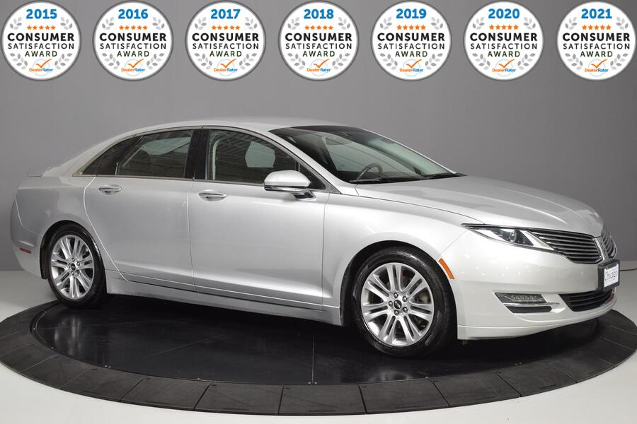 2014_Lincoln_MKZ__ Glendale Heights IL